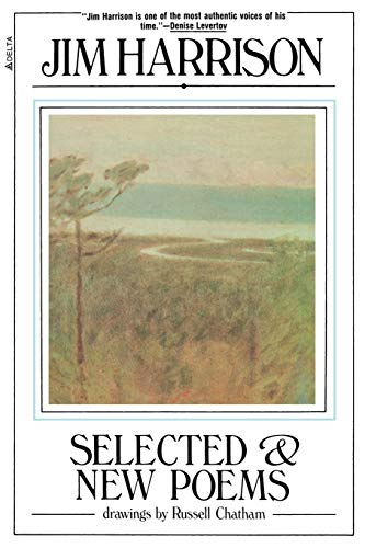 Selected & New Poems (0385289456) by Jim Harrison