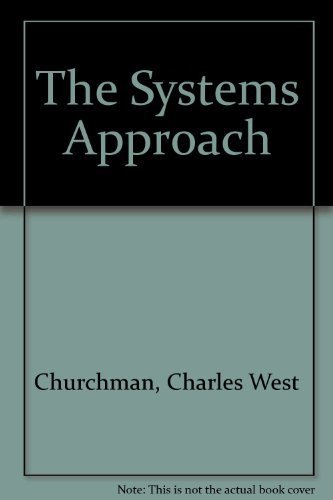 9780385289986: The Systems Approach