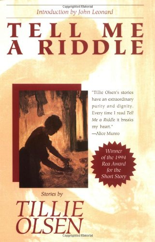 9780385290104: Tell Me a Riddle