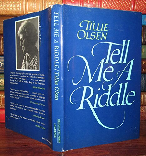 9780385290227: Tell Me a Riddle