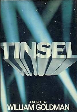 Tinsel book cover