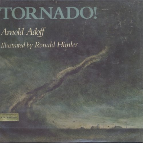 Tornado! Poems (0385290632) by Adoff, Arnold