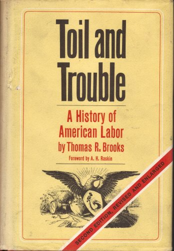 9780385290678: Toil and Trouble: A History of American Labor