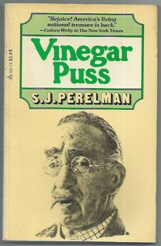 Vinegar Puss (9780385291149) by Perelman, S. J.