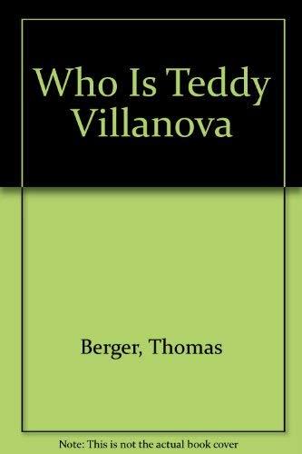 9780385291491: Who Is Teddy Villanova