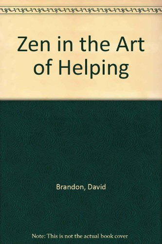 9780385291934: Zen in the Art of Helping