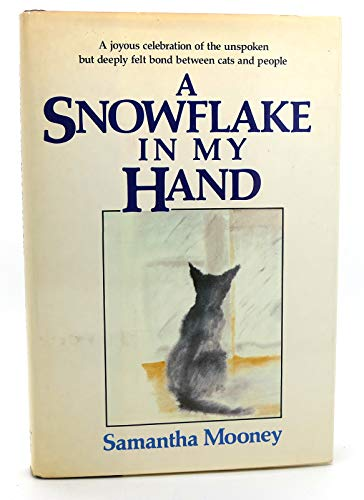 9780385292177: Snowflake in My Hand
