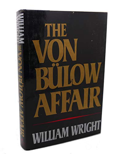 9780385292252: The Von Bulow Affair