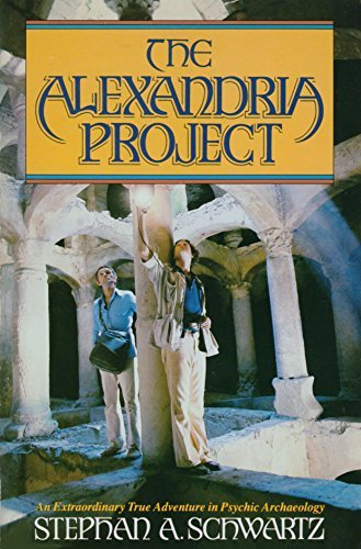 The Alexandria Project: Stephan A. Schwartz