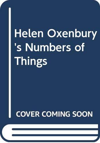 9780385292887: Helen Oxenbury's Numbers of Things