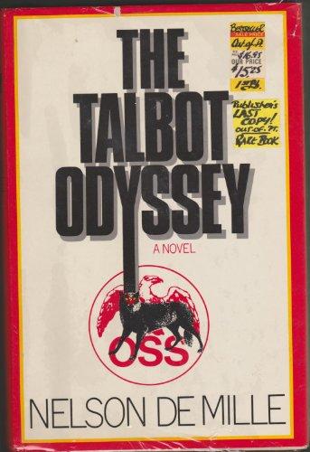 9780385293228: Talbot Odyssey
