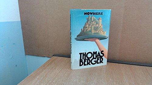 Nowhere (SIGNED): Berger, Thomas