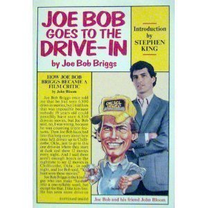 9780385294423: Joe Bob Goes To the Drive-In