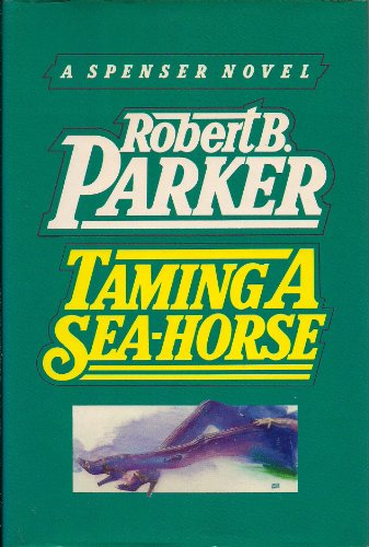 Taming A Sea-Horse