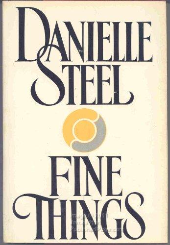 9780385295420: Fine Things (Bantam/Doubleday/Delacorte Press Large Print Collection)