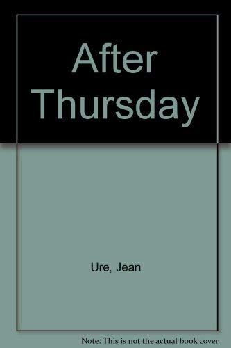 9780385295482: After Thursday