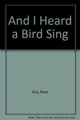 9780385295635: And I Heard a Bird Sing