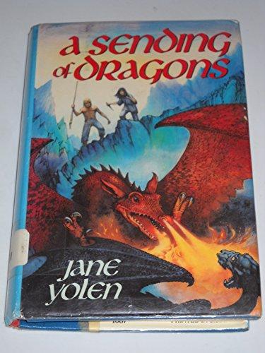 9780385295871: SENDING OF DRAGONS (Pit dragons)