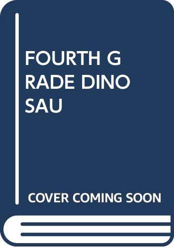 9780385297264: Fourth Grade Dinosau
