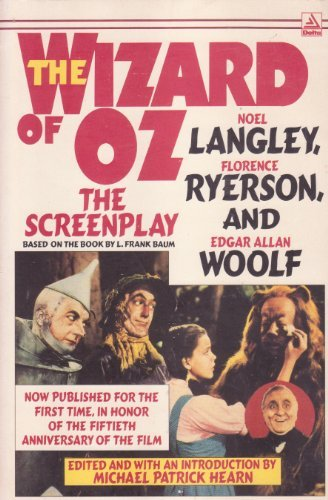 9780385297608: The Wizard of Oz: The Screen Play