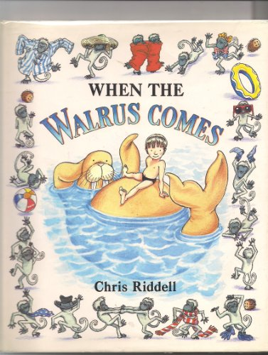 When the Walrus Comes: Chris Riddell
