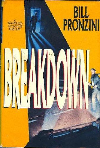 BREAKDOWN: Bill Pronzini