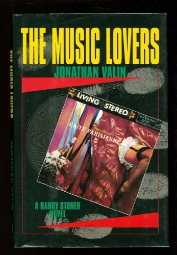 9780385299657: The Music Lovers: A Harry Stoner Mystery