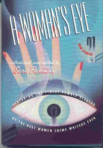 A Woman's Eye SIGNED: Paretsky, Sara
