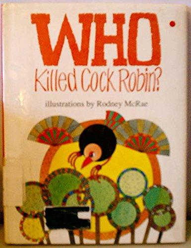 9780385300858: Who Killed Cock Robin?