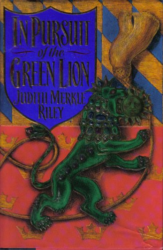 9780385300896: In Pursuit of the Green Lion (Margaret of Ashbury)