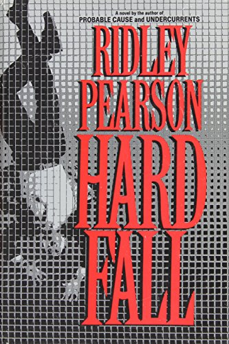 "Hard Fall "" Signed "": Pearson, Ridley"