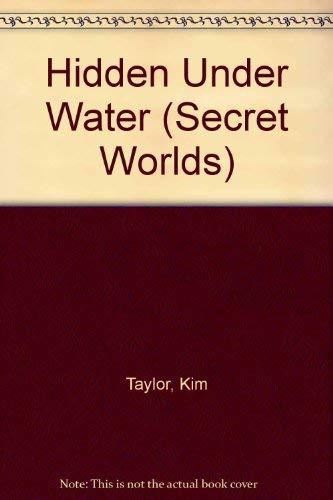 9780385301855: HIDDEN UNDERWATER (Secret Worlds)