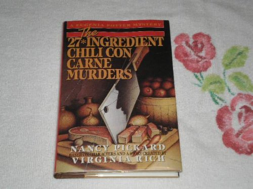 9780385302272: The 27-Ingredient Chili Con Carne Murders