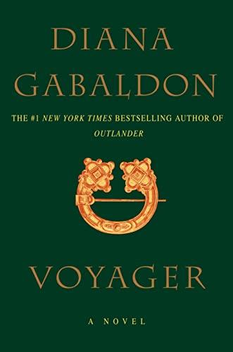 Voyager (First Printing): Gabaldon, Diana