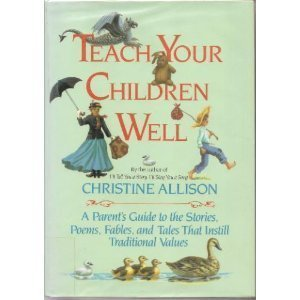 Teach Your Children Well: Allison, Christine