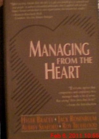 9780385304252: Managing from the Heart