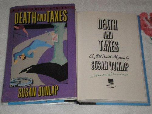Death and Taxes: Susan Dunlap