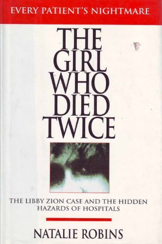 9780385308090: The Girl Who Died Twice