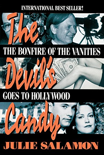9780385308243: The Devil's Candy: The Bonfire of the Vanities Goes to Hollywood