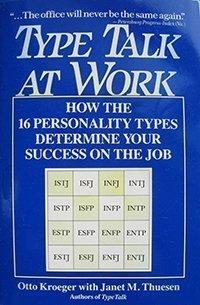 9780385308274: Type Talk at Work