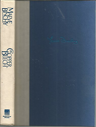 9780385308533: The Copper Beech (Bantam/Doubleday/Delacorte Press Large Print Collection)