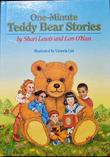 9780385309097: One Minute Teddy Bear Stories
