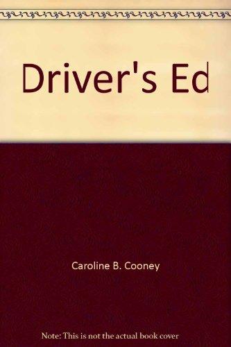 9780385309745: Driver's Ed