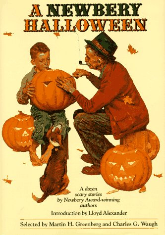 9780385310284: A Newbery Halloween: A Dozen Scary Stories by Ne Wbery Award-Winning Authors