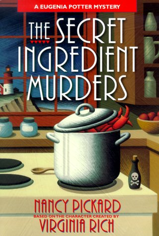 The Secret Ingredient Murders: Pickard, Nancy