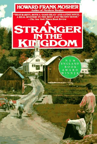 the common theme of racism in howard frank moshers stranger in the kingdom and david gutersons snow  They used to call me snow white i'm a stranger here myself: the book of common prayer and administration of the sacraments and other rites and ceremonies of.