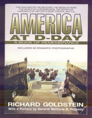 9780385312837: America at D-Day: A Book of Remembrance