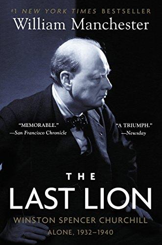9780385313315: The Last Lion: Winston Spencer Churchill: Alone, 1932-1940
