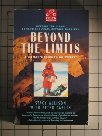 9780385314039: Beyond the Limits (Expedition)