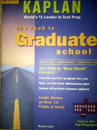 Road to Grad School: Lake, Dianne